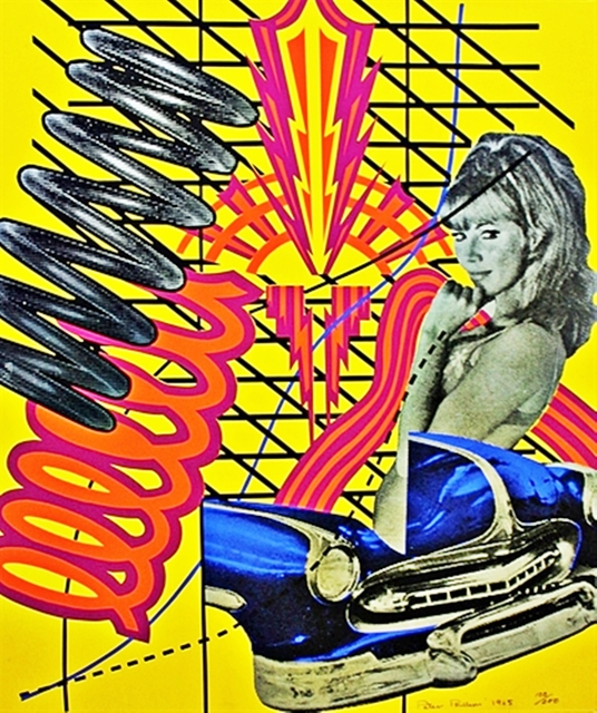 , 'Custom Print I (from 11 Pop Artist, Volume I),' 1965, Alpha 137 Gallery