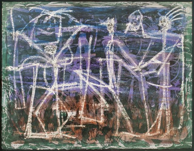 , 'Winter Colloquy,' 1950, Eric Firestone Gallery