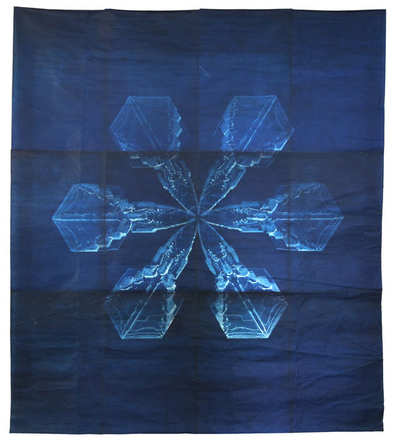 , 'Snowflake 2,' 2011, JAYJAY