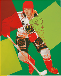 Frolunda Hockey Player