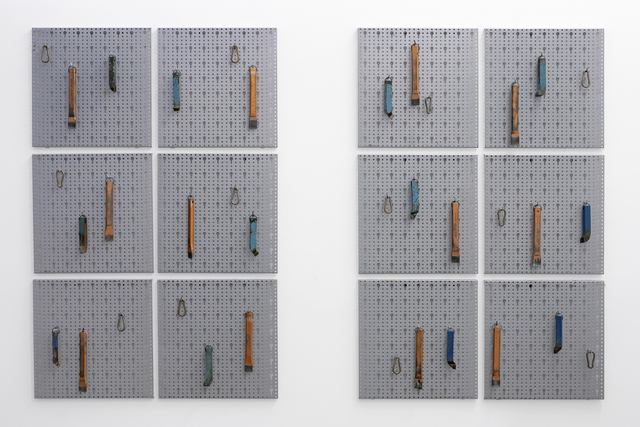 , 'Pattern Recognition VII,' 2017, Galerie Nordenhake