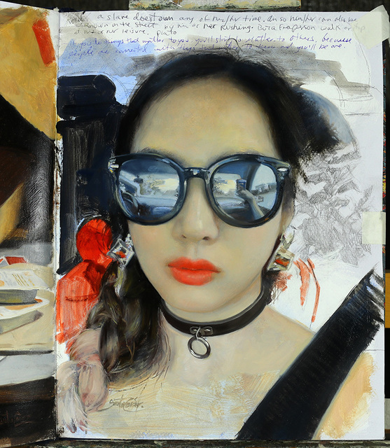 , 'Page 30 Junyi,' 2019, Maxwell Alexander Gallery