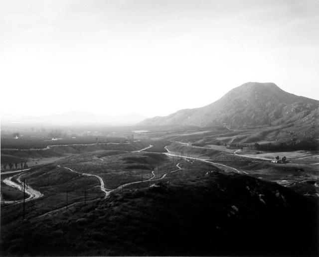 Robert Adams, 'Looking Past Citrus Groves into the San Bernardino Valley, Northeast of Riverside, California', 1983, Peder Lund