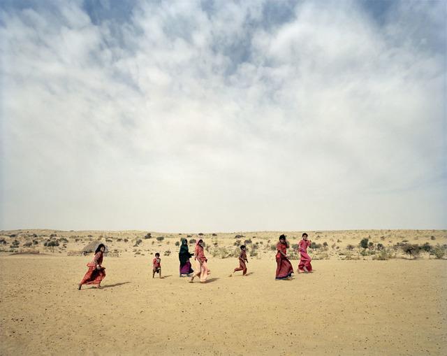 , 'Langas, près de la frontière avec le Pakistan. Umdrud, Barmer District, Inde, 2003,' 2003, Polka Galerie