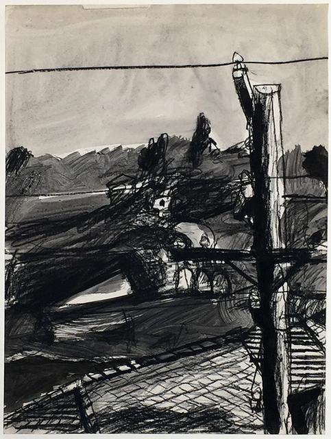, 'Untitled,' ca. 1957, Jonathan Novak Contemporary Art