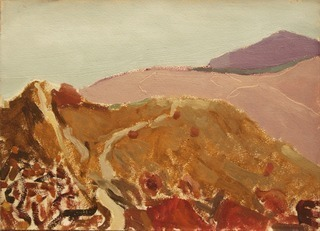 , 'Purple Mountain,' 1973, Boers-Li Gallery