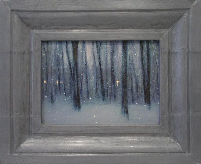 , 'Winter View from my Backyard,' 2005, Nohra Haime Gallery