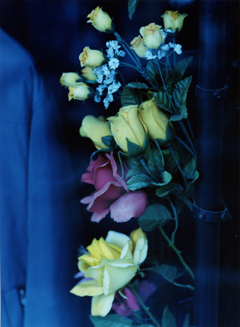 , 'Fake Flower White Yellow Red,' 2014, MIYAKO YOSHINAGA