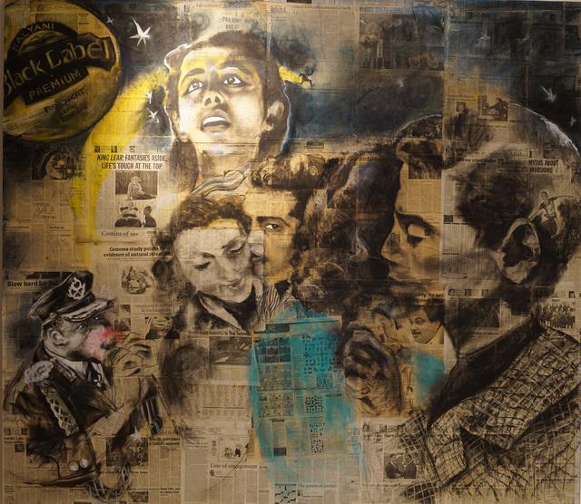 , 'No Title,' 2014, GALLERYSKE