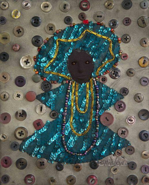 David Boyer, 'Grann Sentane', 2018, Le Centre d'Art d'Haïti