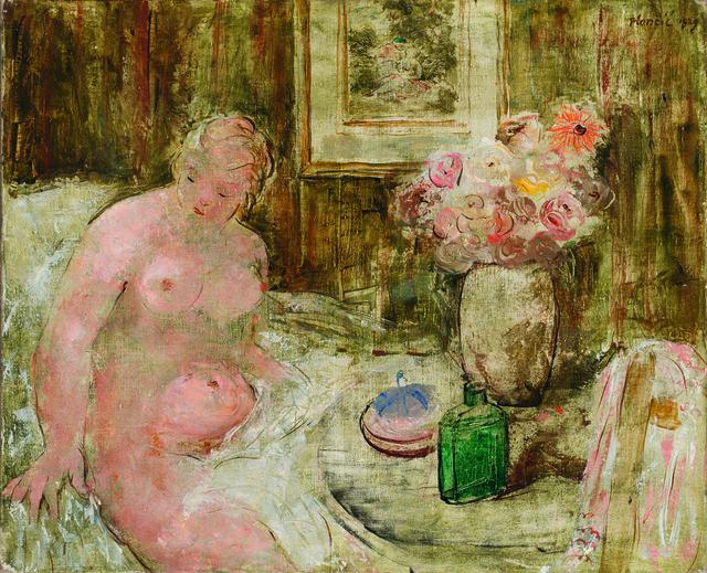, 'Nude,' 1929, Museum of Modern Art Dubrovnik