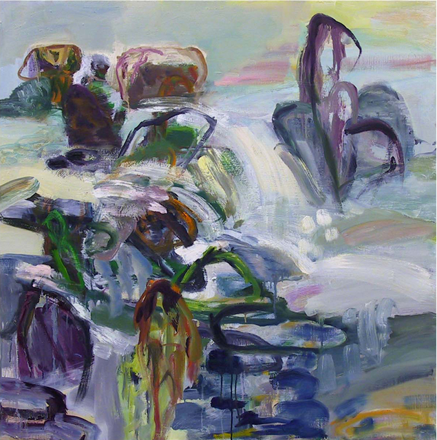 , 'Rocks and Water #9,' 2002, Albert Merola Gallery