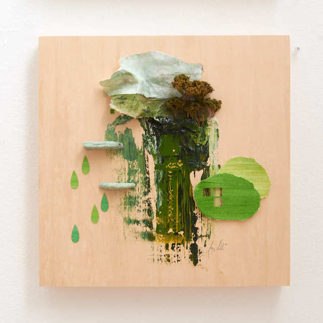 , 'Scrape 11,' 2018, Hashimoto Contemporary