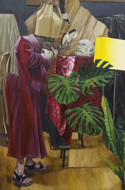 , 'Scrutiny,' 2017, Acervo – Contemporary Art