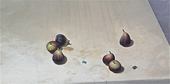 Jim Phalen, 'Six Figs', 2011, Painting, Oil on panel, Dolby Chadwick Gallery