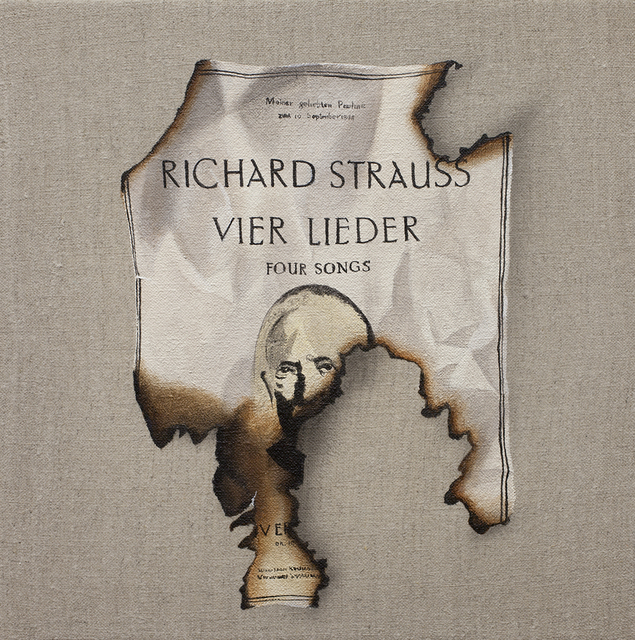 Paul Béliveau, 'In Memoriam: Strauss', 2019, Thompson Landry Gallery