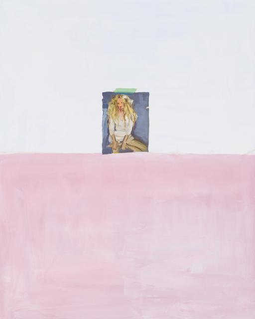 , 'Pink Horizon,' 2018, PARISIAN LAUNDRY