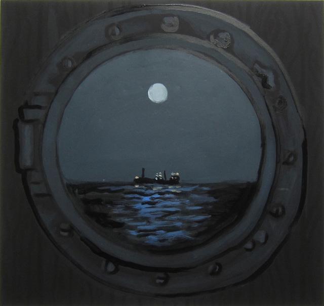 , 'Porthole 18,' 2014, Albert Merola Gallery