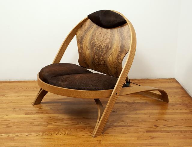 , 'Chair / Chair,' 1987-1990, Brooke Alexander, Inc.