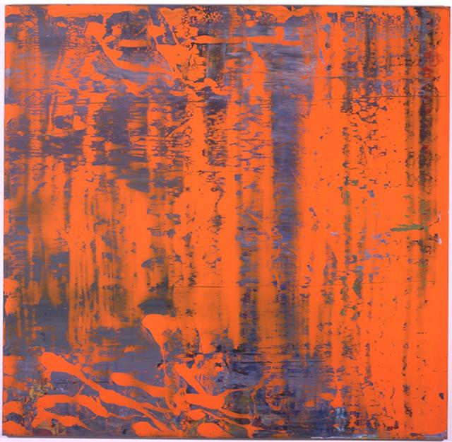 , 'Abstraktes Bild (742-4),' 1991, Pérez Art Museum Miami (PAMM)
