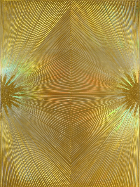 , 'Rhythm of Star and Sun,' 2015, Parlor Gallery