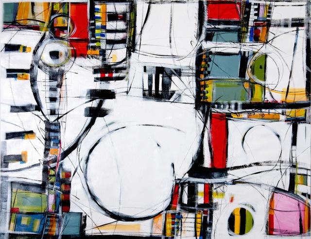 , 'Swing #6,' 2018, 440 Gallery