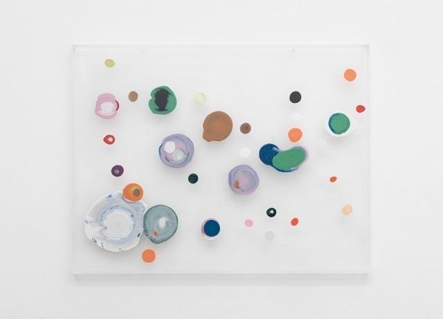 , 'Hard Pink Purple White,' 2013, Galería Heinrich Ehrhardt