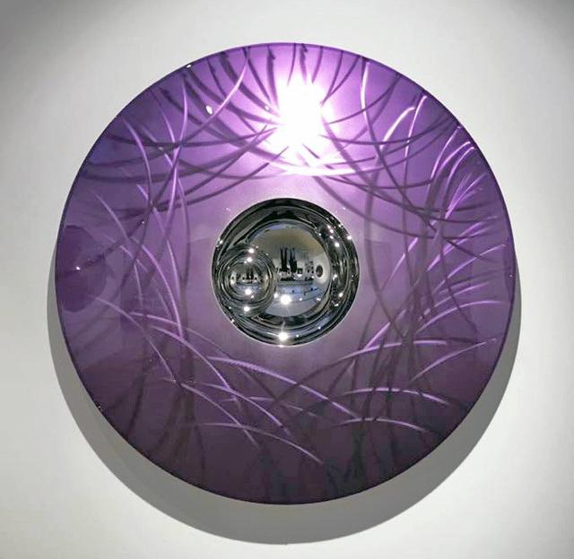 , 'Purple Rain,' 2018, Project 2.0