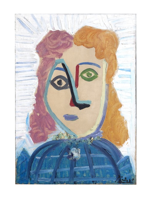 , 'Tête de femme (Dora Maar),  1st May 1944,' 1944, Opera Gallery