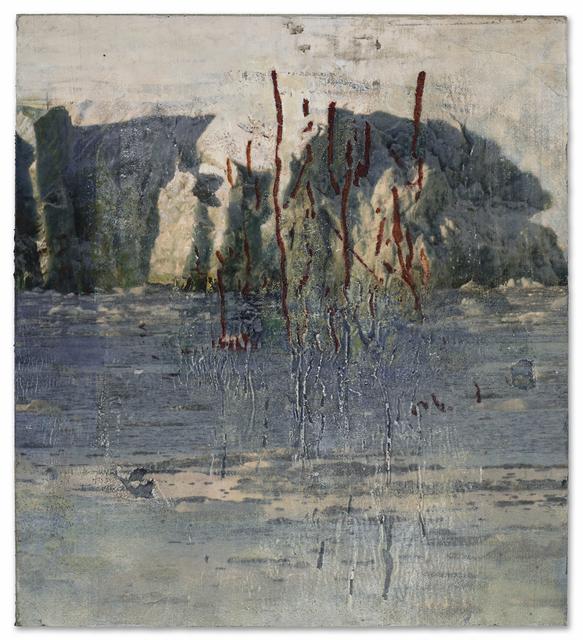 , 'Scratches,' 2017, Miller Yezerski Gallery