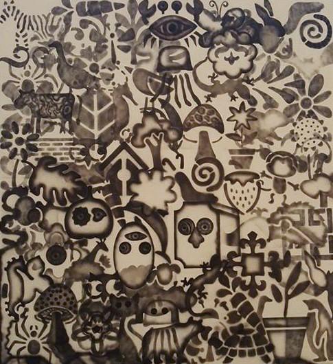 , 'Animal Behavior 2,' 2016-2017, Ro2 Art