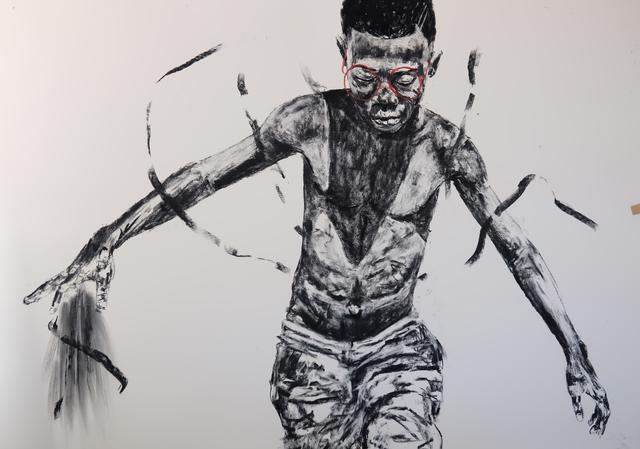 , 'Here Forever,' 2017, Gallery of African Art (GAFRA)