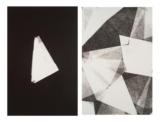 , 'Dobra | Fold (diptych),' 2015, 3+1 Arte Contemporânea