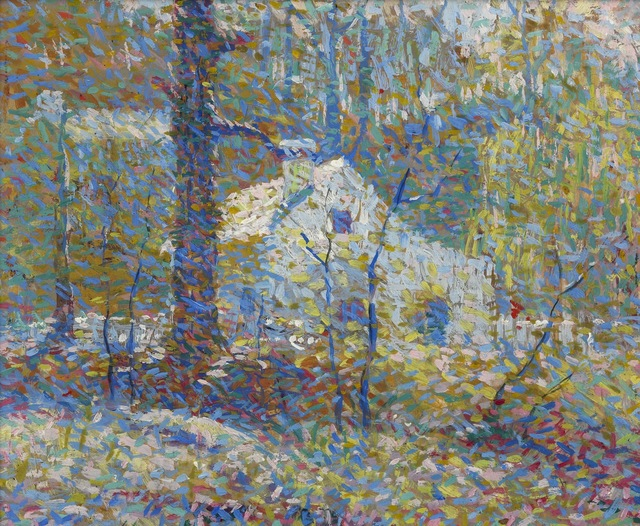 , 'Home in the Woods,' , Avery Galleries
