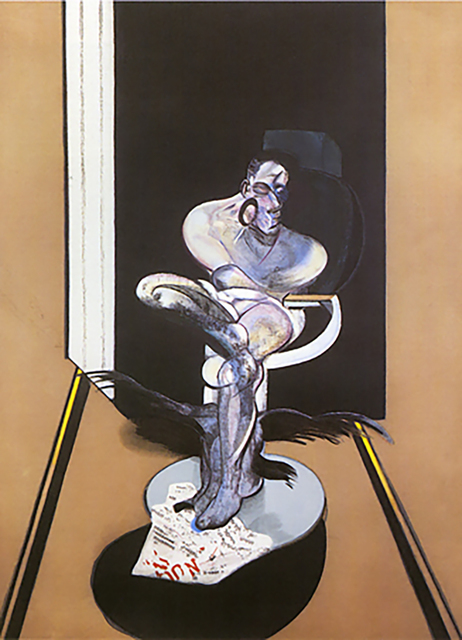 , 'Seated Figure 1977,' 1991, Andipa