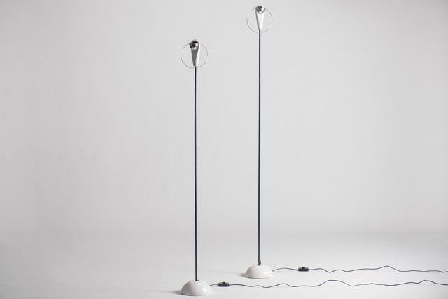 ", '""Bi Bip"" floor lamp,' 1976, Casati Gallery"