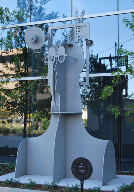 , 'Gridman 3,' 2007, International Sculpture Center