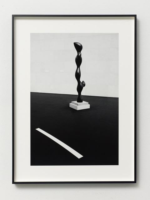 , 'Arp Drive Thru,' 2014, Buchmann Galerie