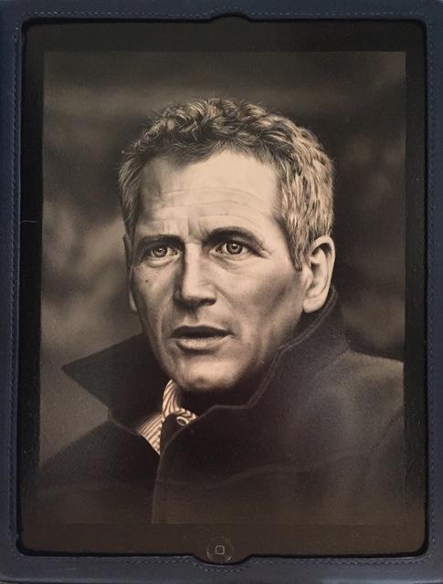 Otto Duecker, 'Paul Newman', 2012, M.A. Doran Gallery