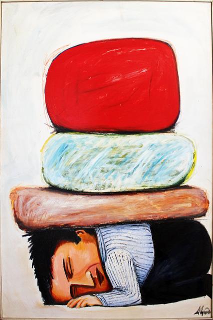 , 'Under Pressure,' 1989, Robert Berman Gallery