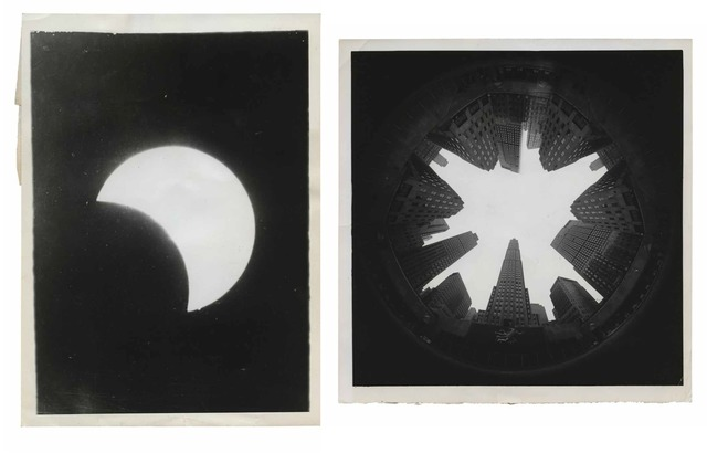 , 'TQ 47/48: First Solar Eclipse/Picture in the Round,' 1929/NA, Moss Bureau