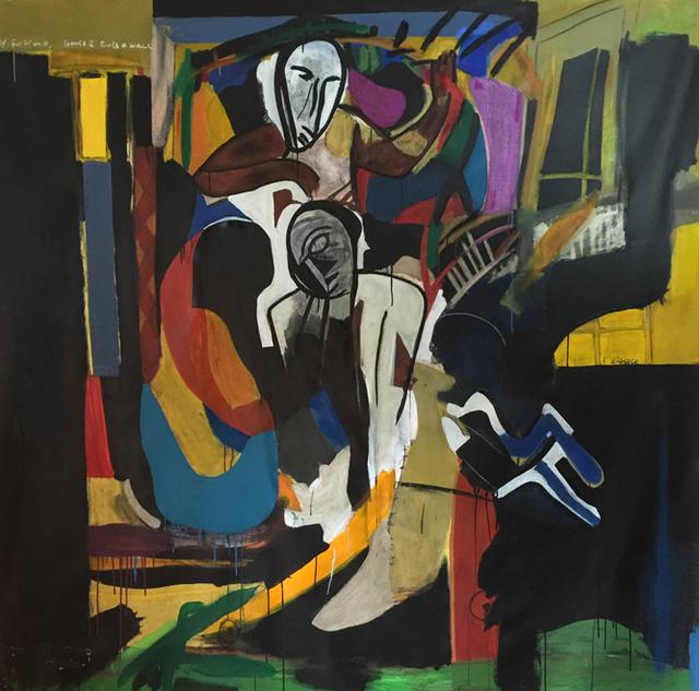 , 'Cain & Abel,' , Bill Lowe Gallery