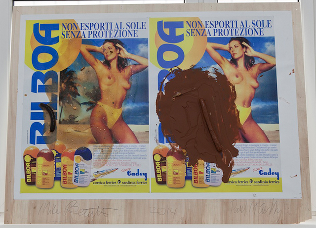 , '2x Bilbao Esporti Al Sole Senza Protezioni,' 2014, Galerie Parisa Kind
