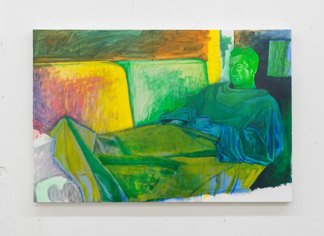 , 'Snuggie Man,' , Proto Gallery