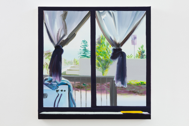Yifan Jiang, 'Window', 2020, Painting, Oil on canvas, Meliksetian | Briggs