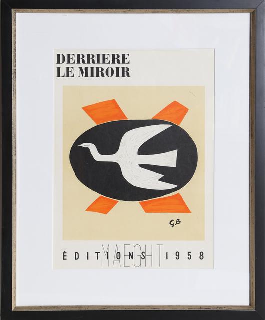 Georges Braque, 'L'Oiseau from Derrière le Miroir ', 1958, RoGallery