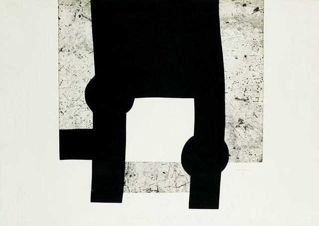 Eduardo Chillida, 'Medecins Du Monde', 1992, Kunzt Gallery