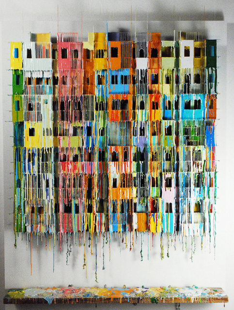 , 'Neighbourhood VI,' 2015, K + Y Gallery