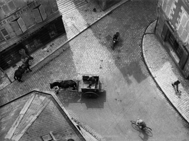 , 'Carrefour, Blois,' 1930, Etherton Gallery