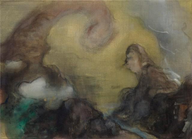 , 'Gold Scape,' 2012, Beck & Eggeling